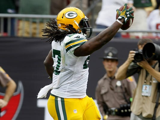 Green Bay Packers at Tampa Bay Buccaneers