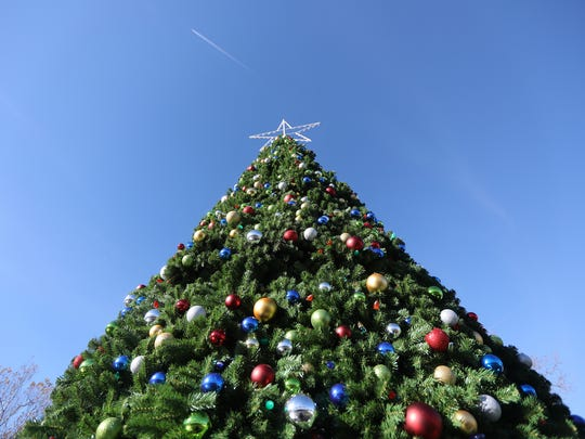 The Christmas tree at Bergen County's Winter Wonderland at Van Saun Park is ready for Saturday's official lighting. Starting Friday, the Paramus park will be home to an ice skating rink, a Santa Claus meet-and- greet and other festive activities. Winter Wonderland will be open Thursdays, Fridays, Saturdays and Sundays through Jan. 15.
