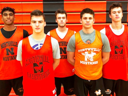 Northville boys basketball will bank on seniors (from