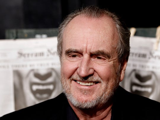 Wes Craven arrives at the Scream Awards on Saturday Oct. 16, 2010, in Los Angeles. (AP Photo/Matt Sayles)