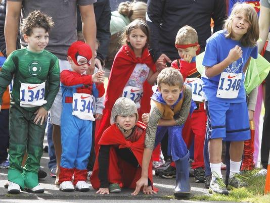 Superhero Dash