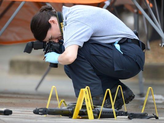 AP HIGHWAY SHOOTINGS A USA TN