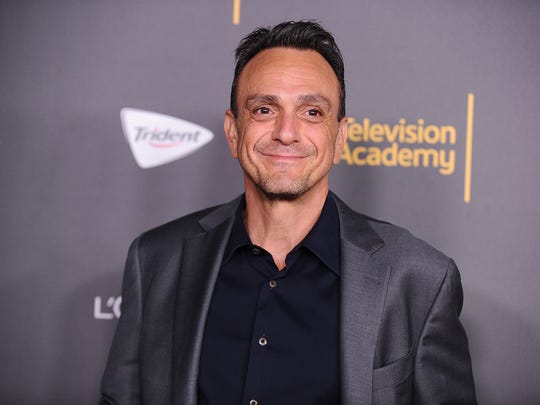 Hank Azaria voices many characters on 'The Simpsons,'
