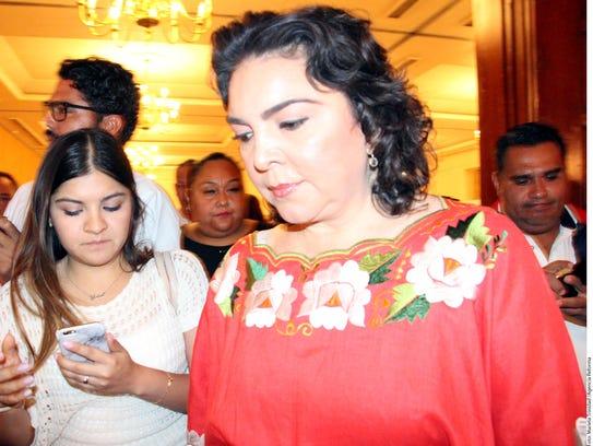 Ortega dijo en una serie de videos publicitarios transmitidos