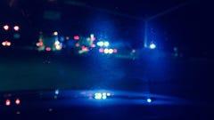 18-wheeler sinks in reservoir, 2 pickups hit head-on in Wednesday night wreck