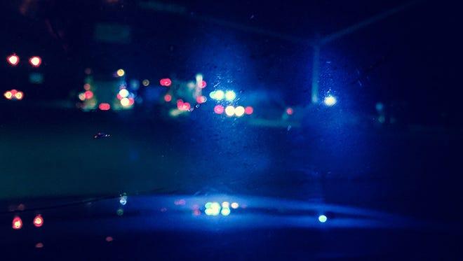 File photo of emergency vehicles