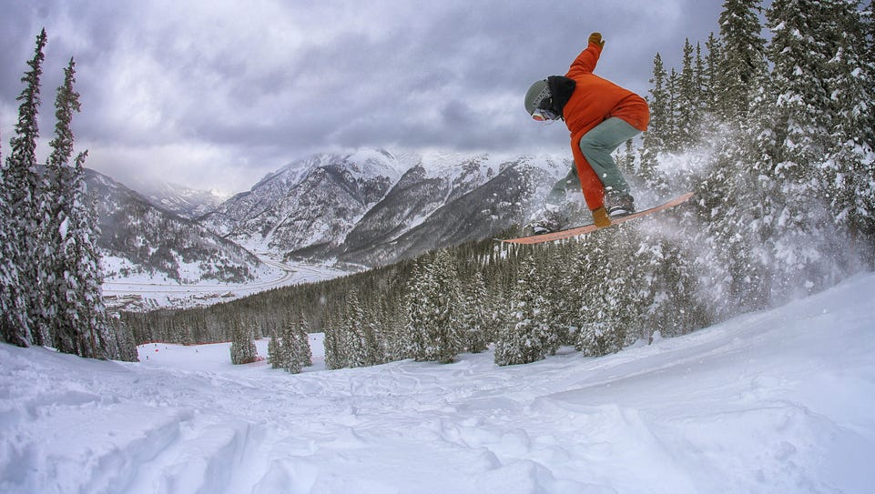 Book two nights, stay a third for free at Copper Mountain,