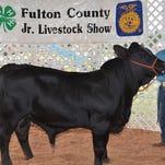Fulton County Fair Jr. Livestock Show