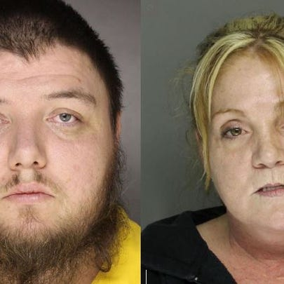 Charles Lynch and Kathleen Weaver, each charged with