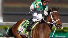 Ky. Oaks winner booked for Belmont undercard