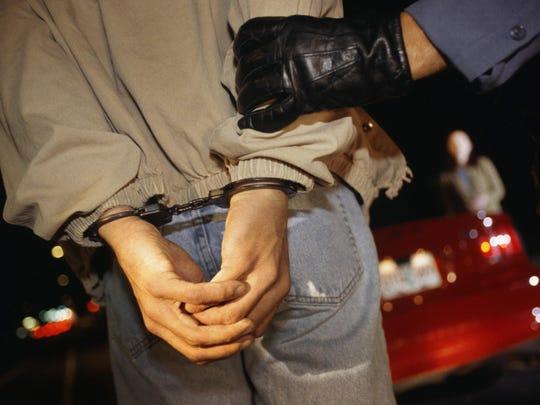 Sheboygan police arrest suspect.