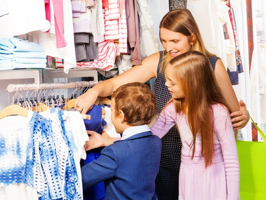 How back-to-school shopping can teach your kids money lessons