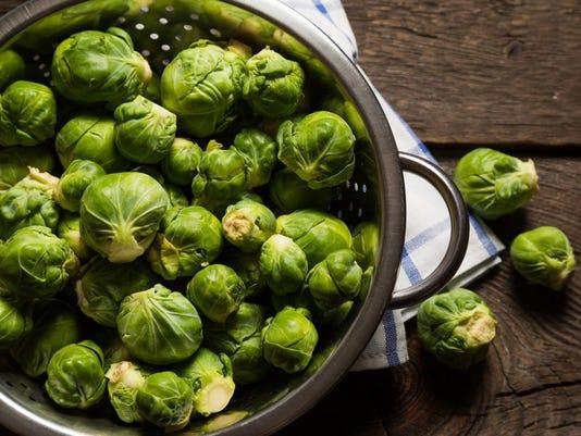 In Season: Brussels sprouts, winterís star vegetable