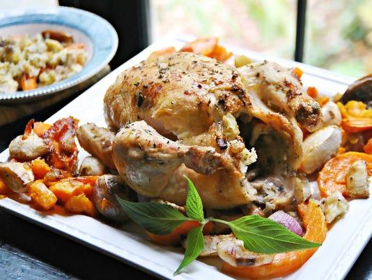 A turkey-less Thanskgiving?