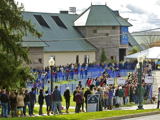 A 2012 file photo of Middlebury College.