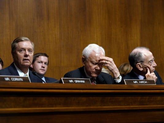 Senate Judiciary Committee hearing on Supreme Court Nominee Brett Kavanaugh - DC