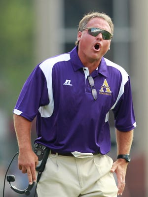 Jay Hopson has turned Alcorn State into SWAC contenders in less than three seasons leading the program.