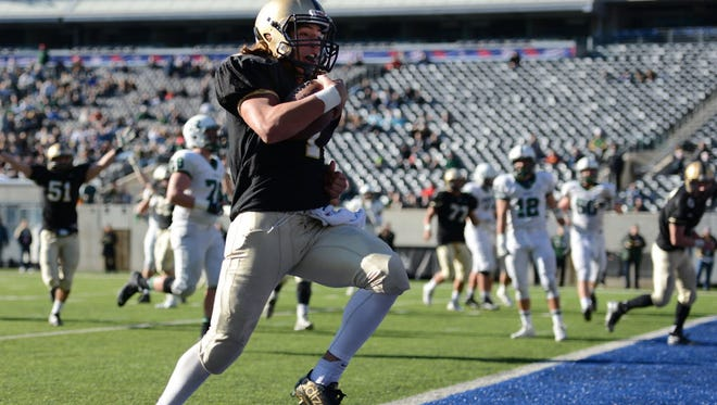 River Dell's David Estevez has the Golden Hawks' offense rolling into Friday's North 1, Group 3 semifinal against Ramapo.