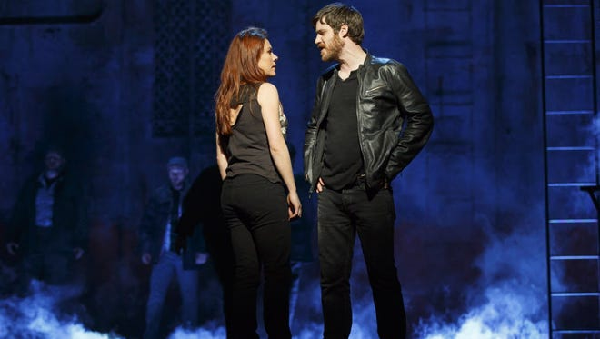 Rachel Tucker and Michael Esper bring poignancy to their roles.