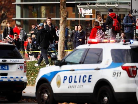 Policía respondió a reportes de un tirador activo en