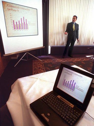 Michael Bender delivers his market outlook in 1999.