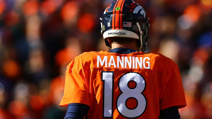 When Peyton Manning walks away from football, he's