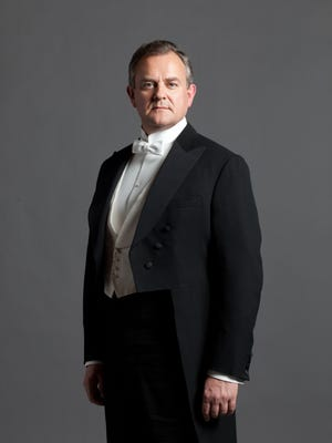 "Hugh Bonneville, who played Robert Crawley in ""Downton Abbey,"" will appear in a new hourlong documentary, ""Jesus: Countdown to Calvary,"" which will air on most public television stations before Easter."