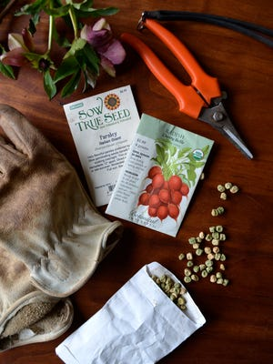 Pick your seeds carefully when preparing your spring garden.
