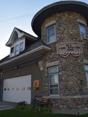 Battle Creek Fire Department Station #3.