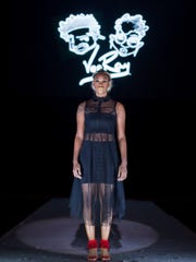 """Designs by Shreveporter Tasha Henderson-Robinson, a competitor on Lifetime's """"Project Runway."""""""