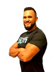 Caleb Curtis is the head trainer at Burn Boot Camp