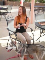 The next Yappy Hour at the Sam Adams Pub at the Centennial Club will be Aug. 11.