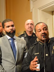 Jackson Police Chief Lee Vance explains the state of