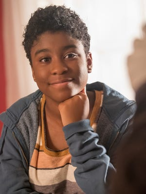 Illinois eighth grader Lyric Ross recently joined the cast of NBC's 'This Is Us,' playing foster child Deja.