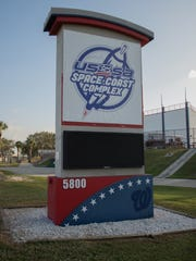 The former Space Coast Stadium complex in Viera is