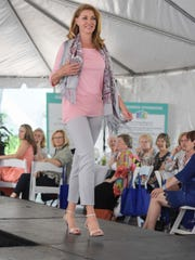 The Fashion Show, organized by Melinda Cooper of Cooper