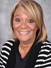 Adela DellaCroce, a 13-year SLPS veteran, serves as