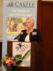 Executive Director Theresa Garbarino-May shares the