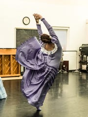 Caitlin Negron will dance the part of The Bride for
