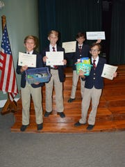 Students from Berchmans Academy recently participated