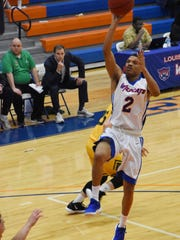 The \Wildcats of Louisiana College played the Belhaven