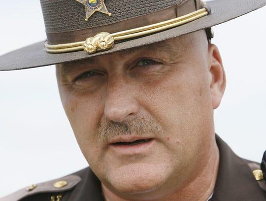Chief Deputy Major Mike Nielsen
