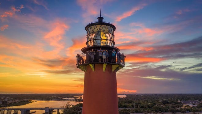 Enjoy a morning at the Jupiter Inlet Lighthouse and add a bit of excitement to your middle of the week.