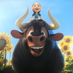 Review: 'Ferdinand' takes bullying by the horns