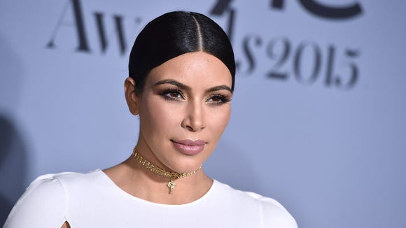 Kim Kardashian wrote in essay on her website about