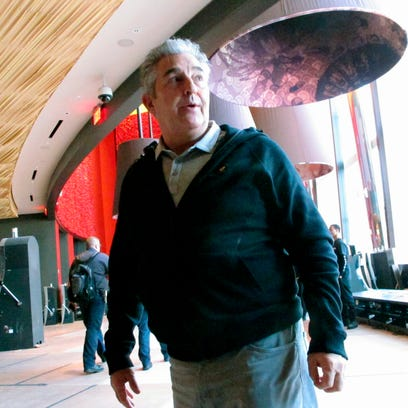 Bruce Deifik, owner of the Ocean Resort Casino in Atlantic