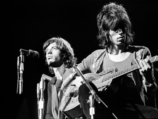 Mick Jagger Keith Richards