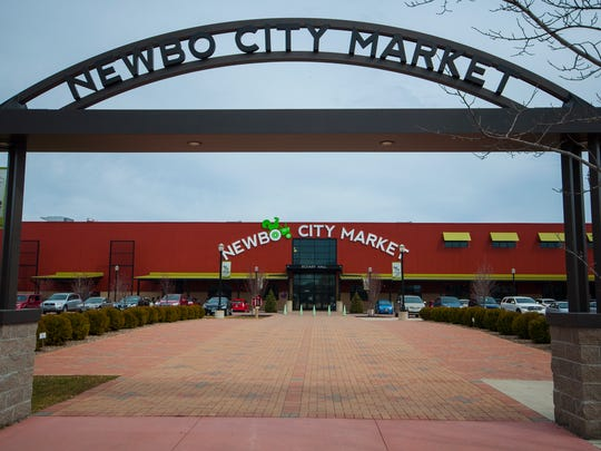 NewBo City Market in Cedar Rapids houses a number of