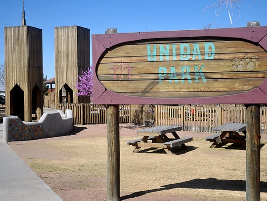 Unidad Park, 1500 E. Hadley Ave., is northwest of Meerscheidt