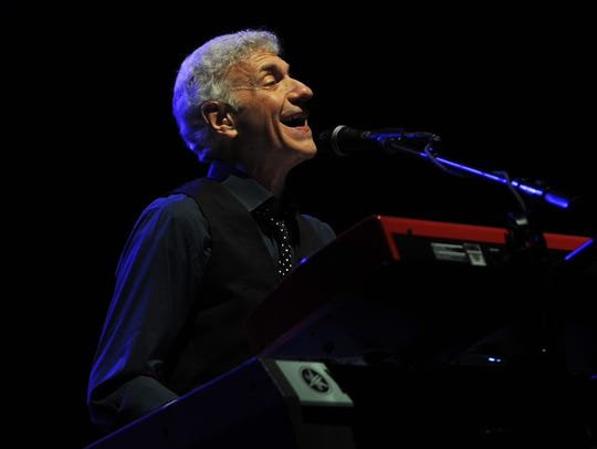 Dennis DeYoung, best known for being a founding member